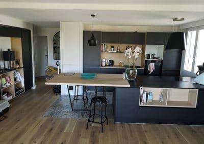 Rénovation d'un appartement Nantes – Quartier Jardin des Plantes
